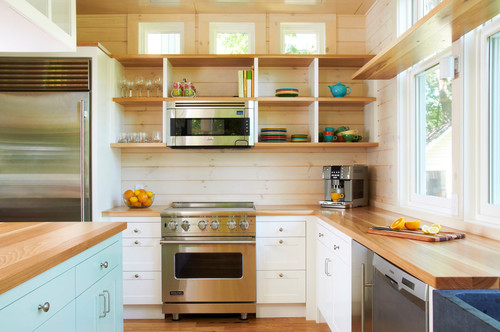 Foolproof Tricks to Boost your Kitchen Storage