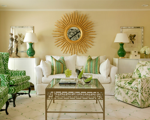 Luxury Living Room Decor Ideas With Golden Touch Plan N Design