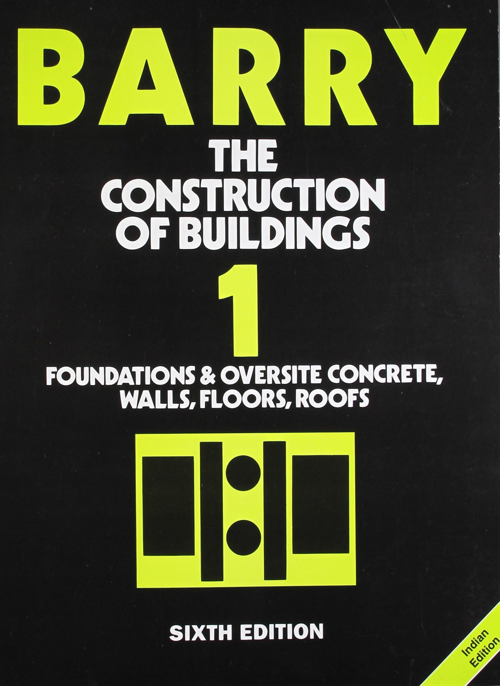 Book Review: Barry The Construction Of Buildings