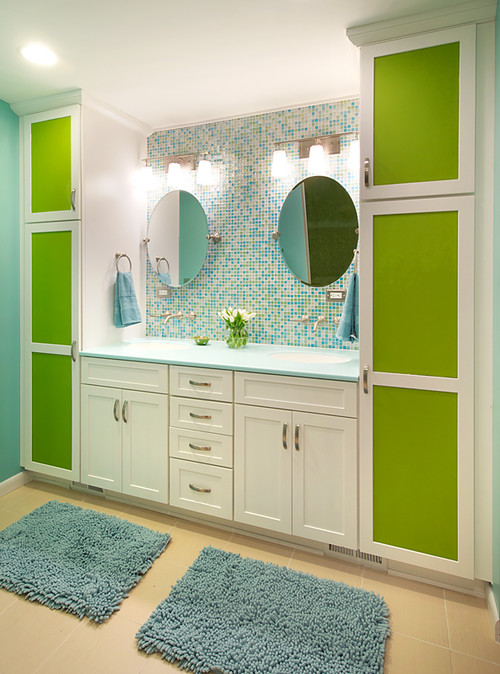 10 Bathroom Ideas your Kids would Love