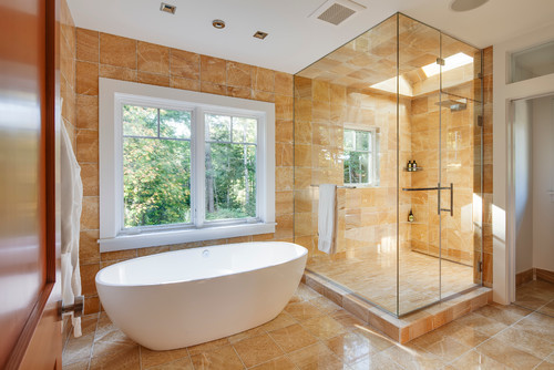 Smart Ideas To Separate Your Wet Shower Area | Plan n Design