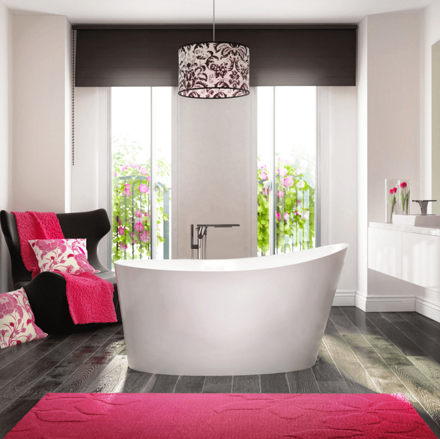 Tips to Add Color in your Bathroom