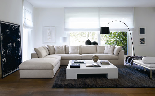 Leather Sofa Vs Fabric Sofa Which Suits You Best Plan N Design