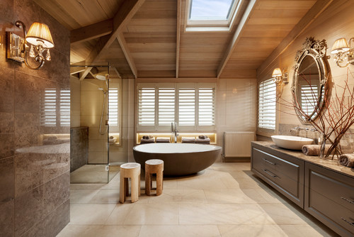 How to Get a Luxurious Bathroom That is Fuss Free
