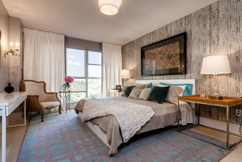 Beautiful Examples Of Bedroom Accent Walls To Look Awesome