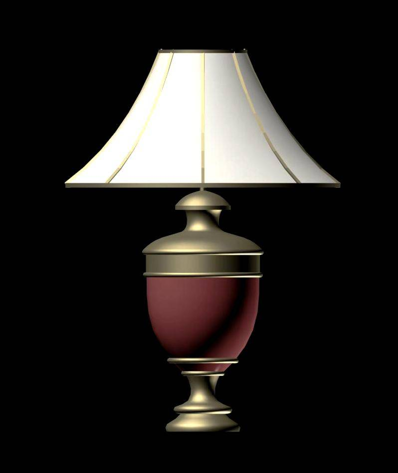 Table Lamp 3d Design