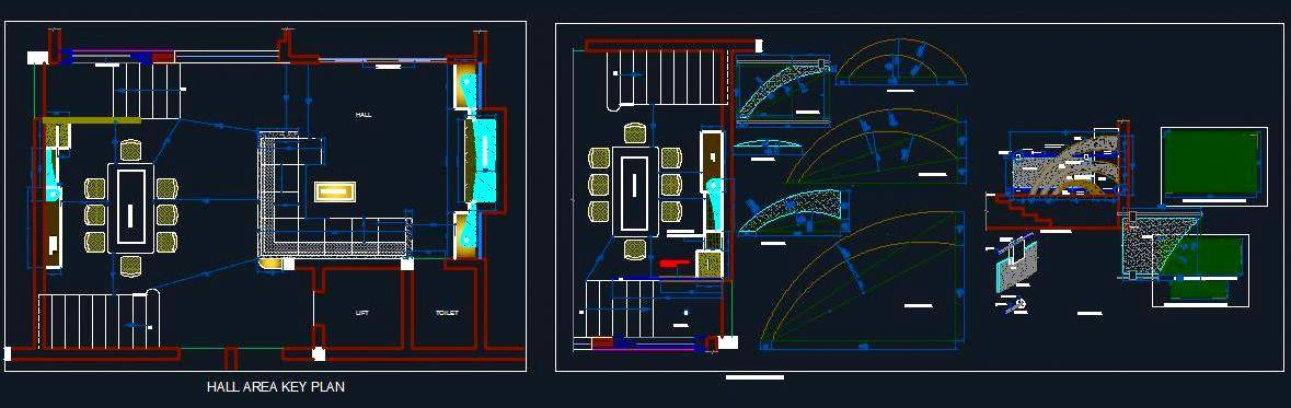 Partition Design (MDF and Glass)