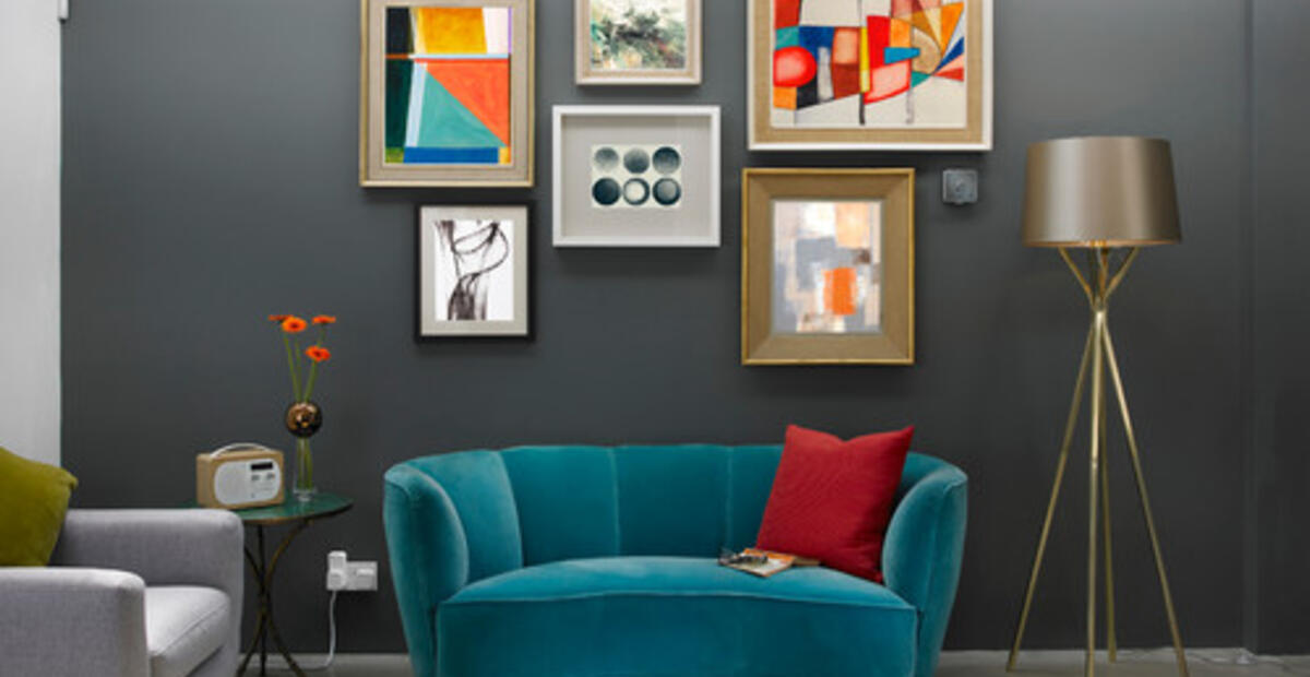 9 Spectacular Ways To Design The Wall Behind The Sofa Plan N Design