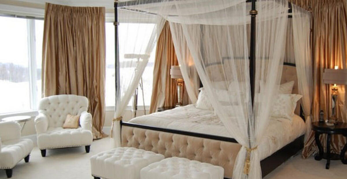 Stylish Curtain Canopy Beds To Make Your Bedroom Look Dreamy Plan N Design