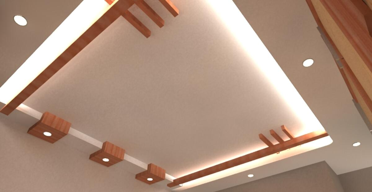 False Ceilings Are Cool Only When The Right Material Is Chosen Plan N Design