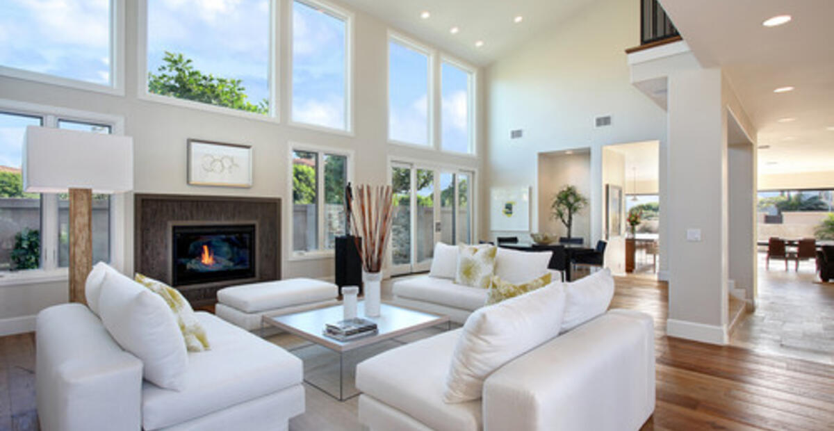 Beautiful Ways To Design Double Height Living Room Plan N Design