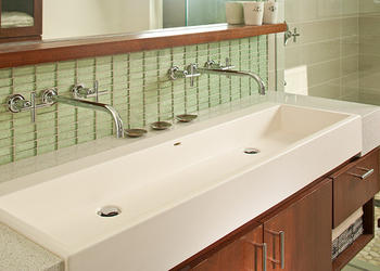 Bathroom Guide: How to choose the right faucet with the right basin
