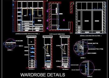 Wardrobe Cupboard design