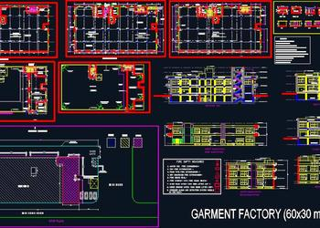 Garment Factory Design Detail