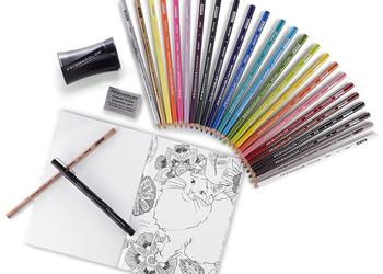Colored Pencils for Professional Designers