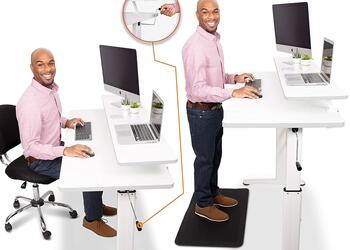 Best Ergonomic Sit-Stand Desk for Working from Home Buddies
