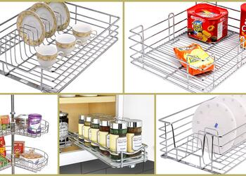 Top 10 Modular Kitchen Baskets That Will Actually Organize Your Kitchen