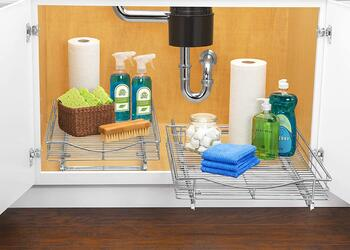 10 Must Buy Clever Kitchen Under-Sink Organizers