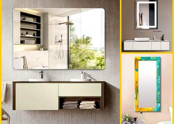 10 Classy Mirrors That Will Give Your Bathroom a Premium Look
