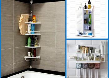 10 Ingenious Products That Will Organize All Your Bathroom Accessories