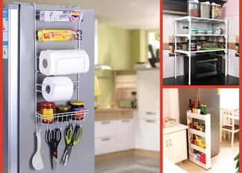 The Top 10 Much Needed Organizers if you have a small kitchen