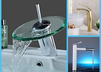 10 Amazing Bathroom Faucets to Upgrade your Bathing Experience