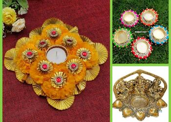 10 Decorative Diyas for a Cheerful and Bright Diwali