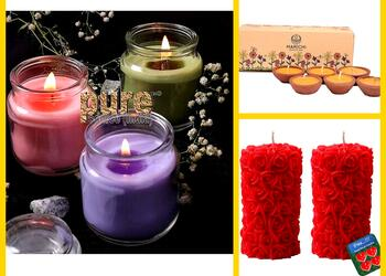 10 Refreshing Aroma and Scented Candles for Diwali Decor to Make your Home Smell Divine