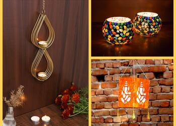 25 Gorgeous Lanterns, Candle Holders, Lights to Brighten Up Your Diwali Decor