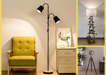10 Cool Floor Lamps For Living Room to Add a Soft Glow to Your Space