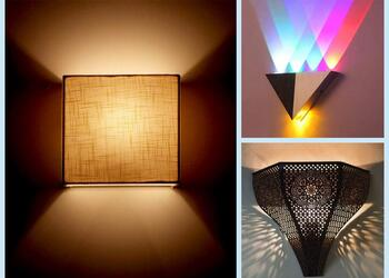 10 Fancy Wall Lights For Living Room That will Change the Mood of a Room