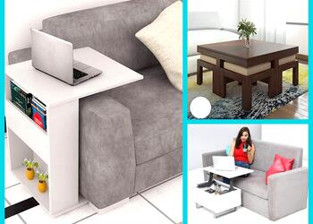 15 Multi-Functional Pieces which are Perfect for Small Spaces