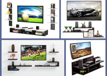 10 Stylish TV Stands Under Rs. 2000