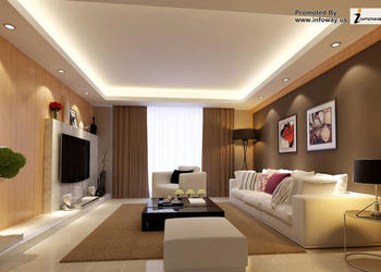 Let's Rock Your Living Room With Amazing Lighting Fixtures