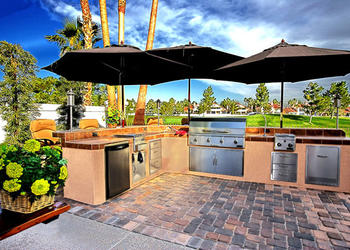 Outdoor Kitchen Designs: A new Approach