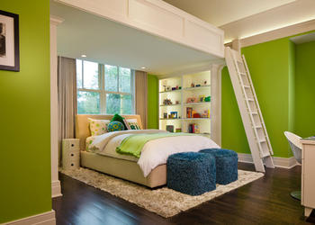 Bedroom Decor To Welcome Spring With A Touch Of Green