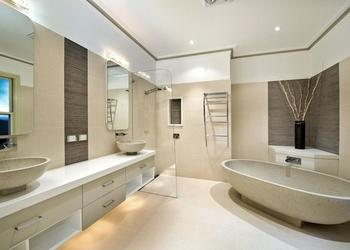Bathrooms with Stunning Vanity and Bathtub, You will Instantly Fall for