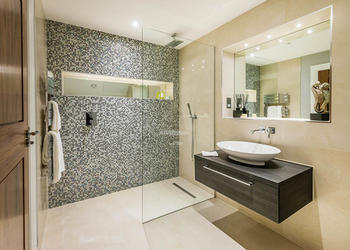 Wonderful Ideas for Creating a Contemporary Bathroom
