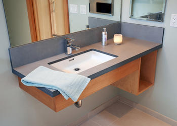 Guide to Choosing Bathroom Countertops