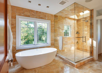 Smart Ideas To Separate Your Wet Shower Area