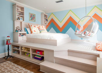 14 Amazing Themed Kids Bedroom Ideas