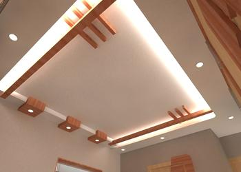 False Ceilings are Cool, only when the Right Material is Chosen
