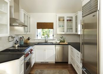Kitchen Guide- U-Shaped Kitchen Pros and Cons