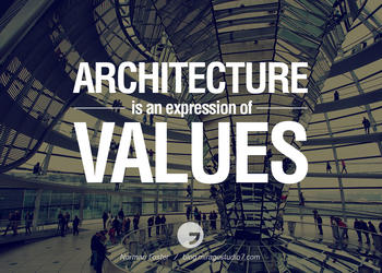 Why should you be an Architect
