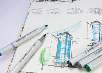 Importance of Sketching for Architects