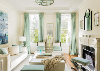 Refreshing Summer Drapery Ideas For Your Home