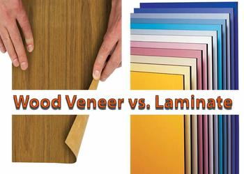 Which one to go: Wood Veneer or Laminate