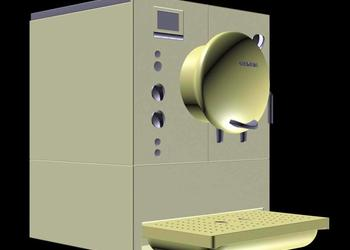 Tea Coffee Machine 3d Model