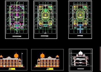 Gurdwara Detail Design