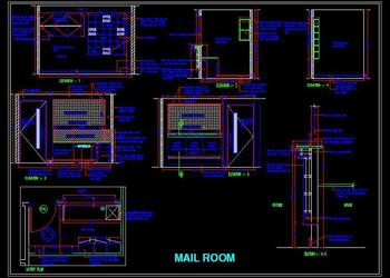 Mail Room Design